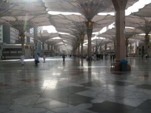 area masjid nabawi